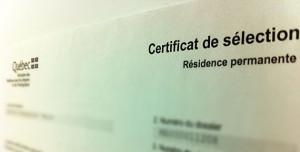CSQ Certificatul de seletie Quebec
