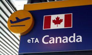 Autorizatie electronica de calatorie Canada