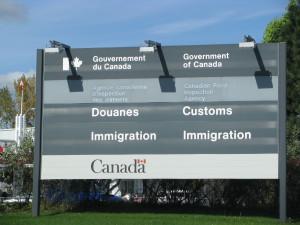 Emigrare Canada - vama Canada