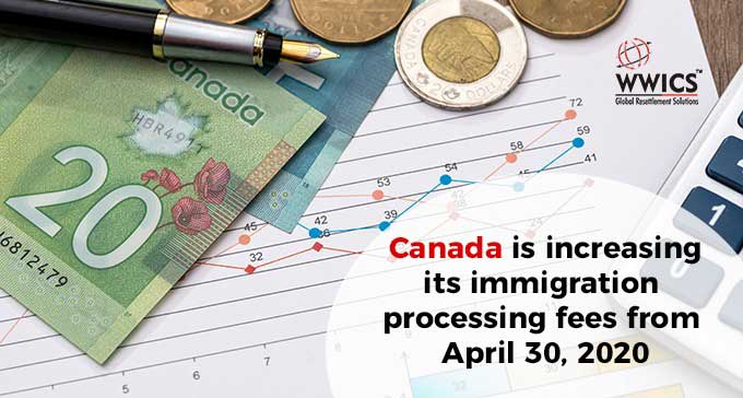 Taxe emigrare Canada 2020
