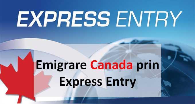 Emigrare Canada Express Entry