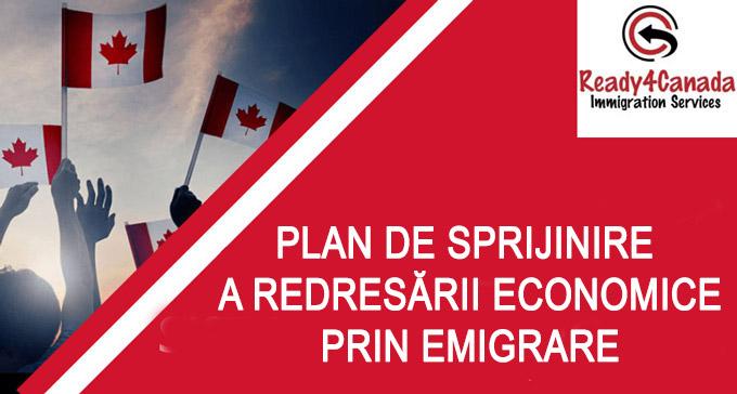 Plan de sprijirine a redresarii economice prin emigrare